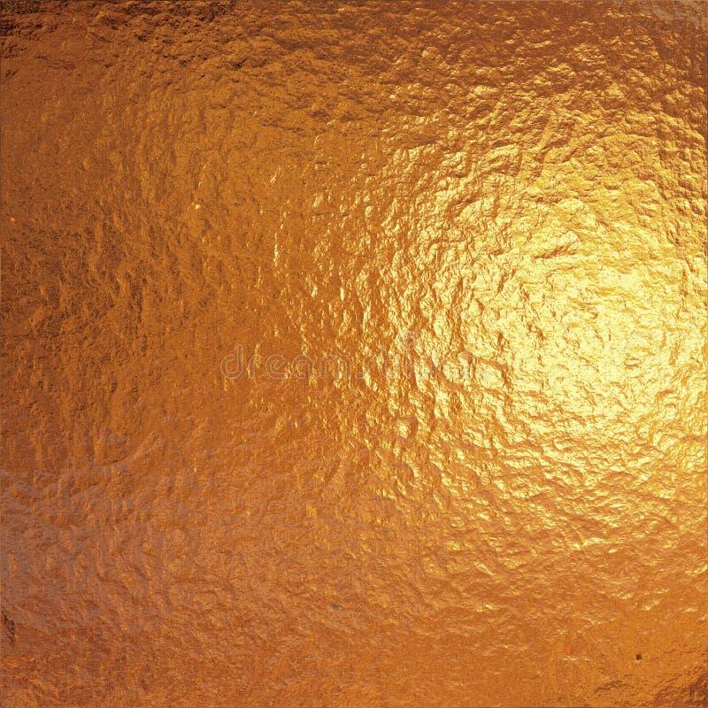 χρυσός φύλλων αλουμινίο&up ελεύθερη απεικόνιση δικαιώματος