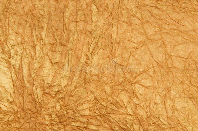 Download χρυσό έγγραφο χρώματος στοκ εικόνα. εικόνα από πλαίσιο - 13183981