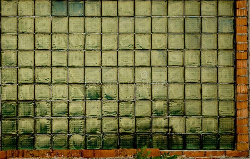 χρυσό αναδρομικό παράθυρο γυαλιού στοκ φωτογραφίες με δικαίωμα ελεύθερης χρήσης