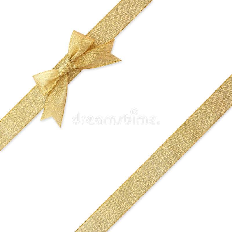 χρυσό απομονωμένο λευκό &kap στοκ φωτογραφία με δικαίωμα ελεύθερης χρήσης