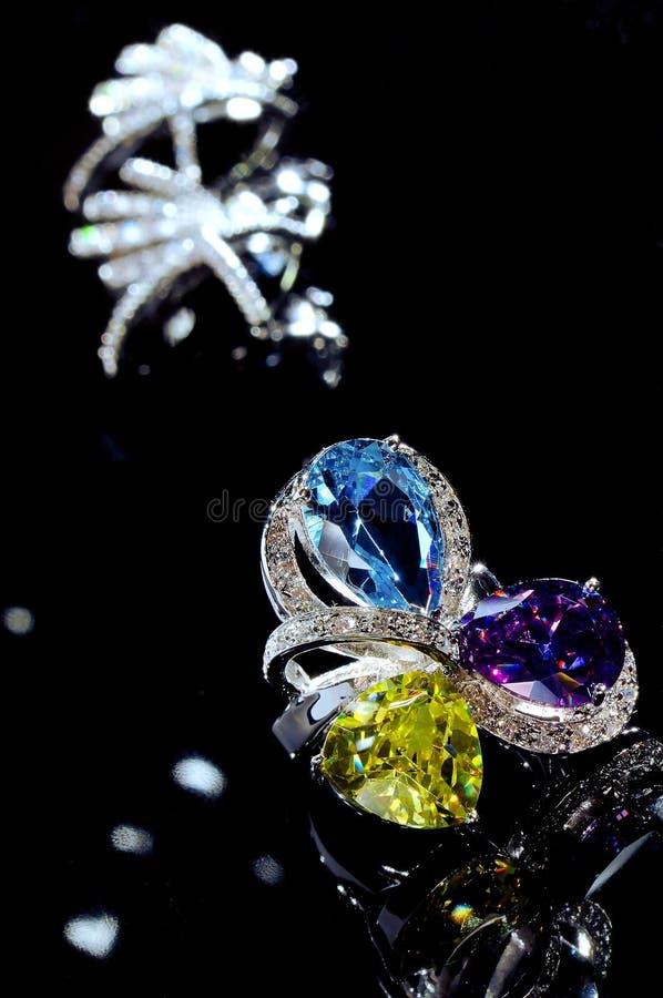 Χρυσό δαχτυλίδι στοκ φωτογραφία