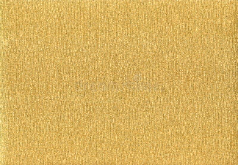 Χρυσό κατασκευασμένο μεταλλικό υπόβαθρο στοκ φωτογραφία με δικαίωμα ελεύθερης χρήσης
