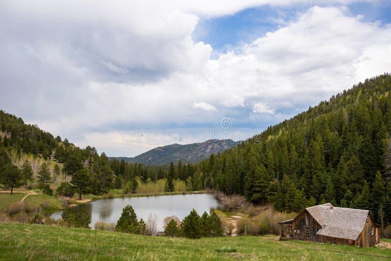 Χρυσό κρατικό πάρκο φαραγγιών πυλών στοκ φωτογραφία με δικαίωμα ελεύθερης χρήσης