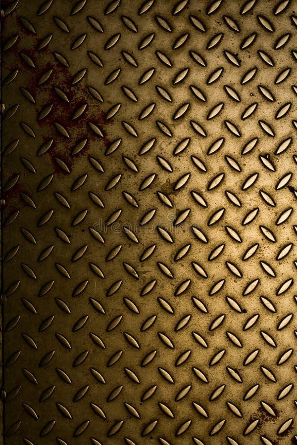 Χρυσό λαμπρό πιάτο διανυσματική απεικόνιση