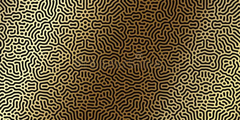 Χρυσό πρότυπο υποβάθρου σχεδίων διακοπών Χριστουγέννων για το σχέδιο ευχετήριων καρτών Διανυσματικό χρυσό αφηρημένο σχέδιο για τα απεικόνιση αποθεμάτων