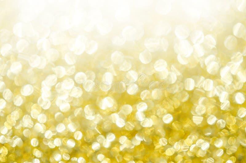 Χρυσό υπόβαθρο άνοιξης ή καλοκαιριού στοκ φωτογραφία με δικαίωμα ελεύθερης χρήσης