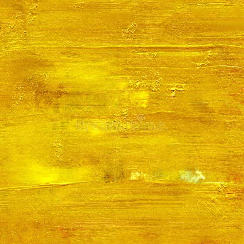 χρυσό χρώμα ανασκόπησης στοκ εικόνες