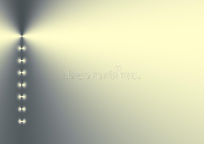 χρυσό shimmer ασήμι ελεύθερη απεικόνιση δικαιώματος