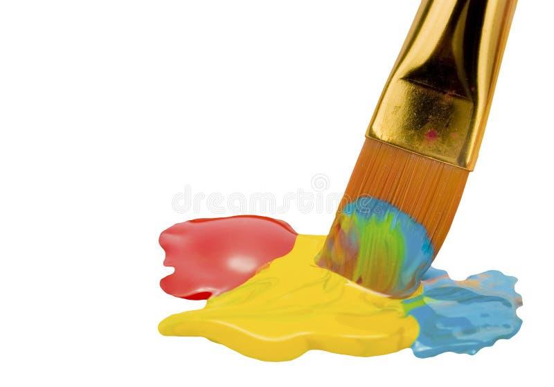 χρωματίζει απομονωμένος &al στοκ εικόνες με δικαίωμα ελεύθερης χρήσης
