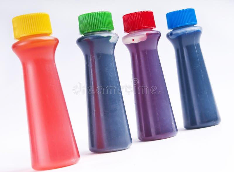 χρωματίζοντας τρόφιμα στοκ εικόνα με δικαίωμα ελεύθερης χρήσης