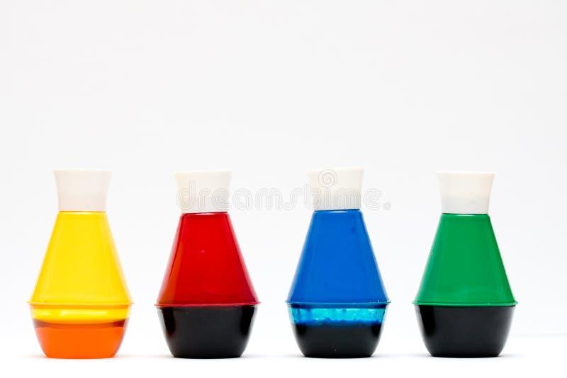 χρωματίζοντας τρόφιμα στοκ φωτογραφία με δικαίωμα ελεύθερης χρήσης