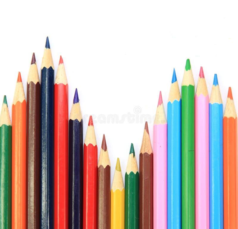 Download χρωματισμένα μολύβια στοκ εικόνες. εικόνα από ομάδα, αδελφών - 17059258