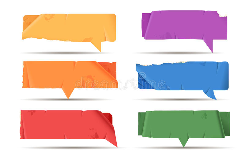 χρωματισμένη φυσαλίδα ομ&iot ελεύθερη απεικόνιση δικαιώματος