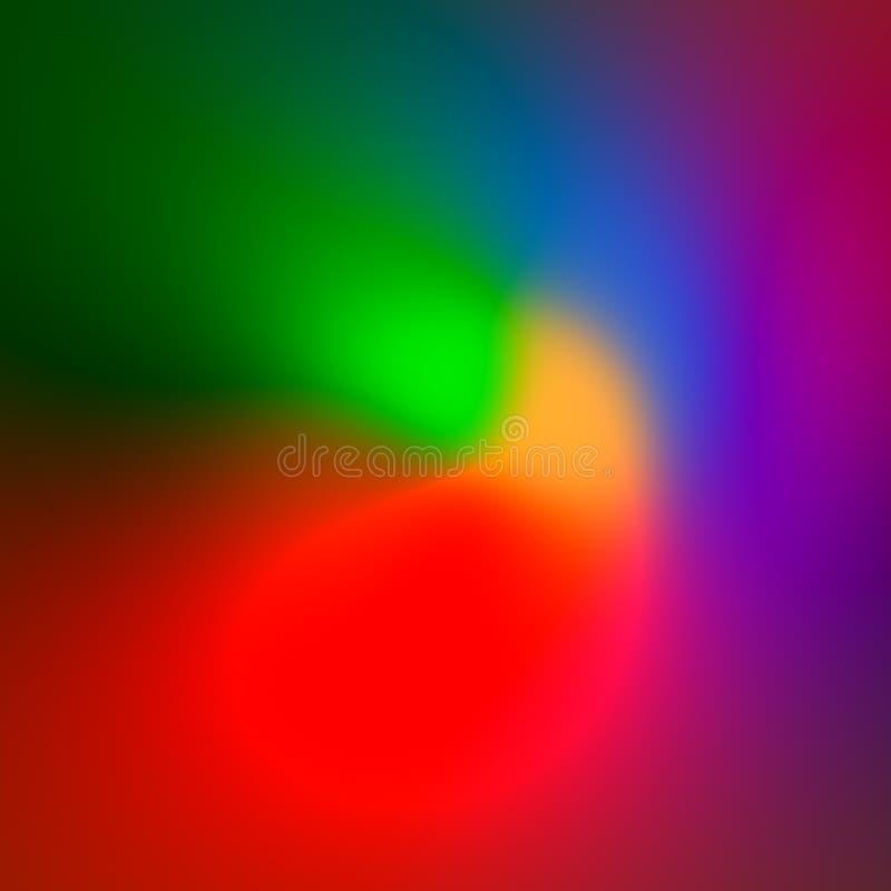 Χρωματισμένοι αφηρημένοι τόνοι υποβάθρου - ζωηρόχρωμοι απεικόνιση αποθεμάτων