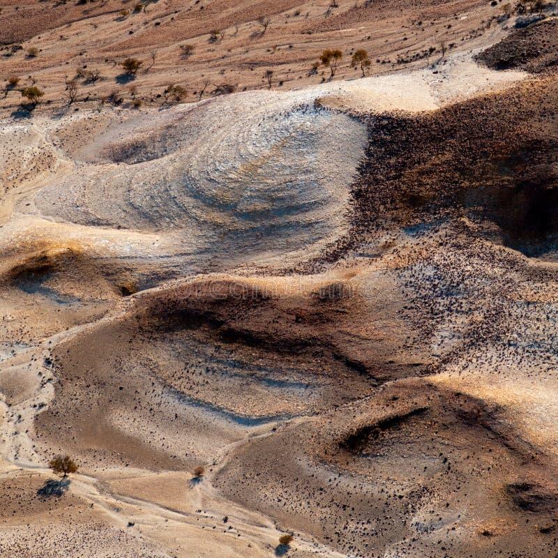 Χρωματισμένοι κολπίσκος λόφοι της Anna, Νότια Αυστραλία, Αυστραλία στοκ φωτογραφία