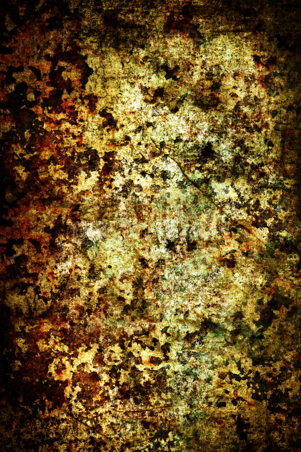 χρωματισμένος ανασκόπηση grunge σκουριασμένος στοκ εικόνες