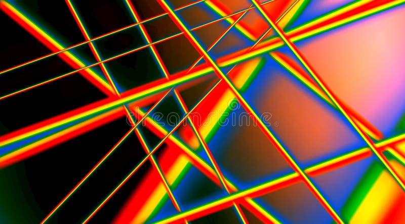 Χρωματισμένος θόρυβος στοκ φωτογραφίες με δικαίωμα ελεύθερης χρήσης