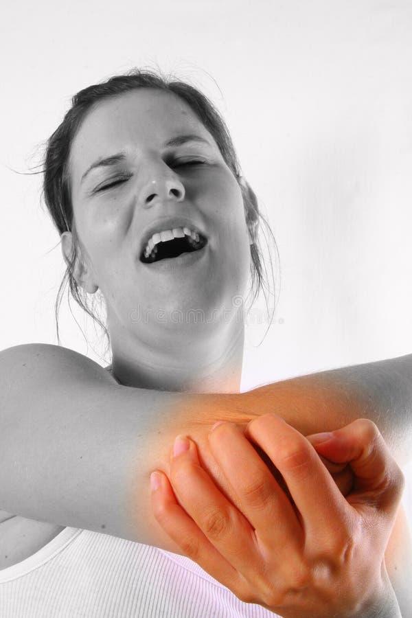 χρωματισμένος πόνος στοκ φωτογραφίες με δικαίωμα ελεύθερης χρήσης