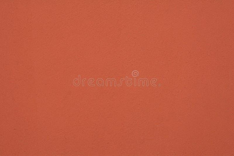 Χρωματισμένος τερακότα τοίχος στοκ φωτογραφία με δικαίωμα ελεύθερης χρήσης