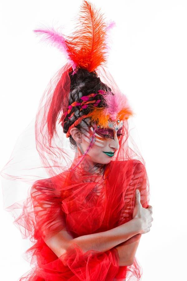 Χρωματισμένος την κυρία BB144743 στοκ φωτογραφία