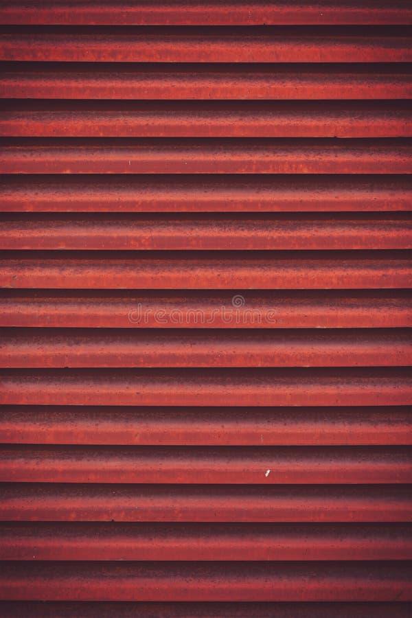 Χρωματισμένος τοίχος εμπορευματοκιβωτίων μετάλλων Εμπορευματοκιβώτιο στοκ εικόνα με δικαίωμα ελεύθερης χρήσης