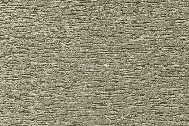 Χρωματισμένος τοίχος προσόψεων Οικοδόμηση με το δομικό ελαιούχο χρώμα χρώματος στοκ εικόνα