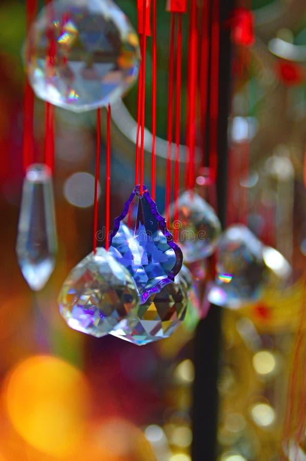 Χρωματισμένο γυαλί, και κτύπος αέρα χαλκού στοκ εικόνες