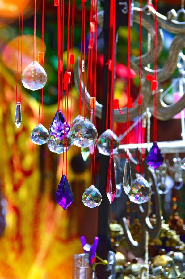 Χρωματισμένο γυαλί, και κτύπος αέρα χαλκού στοκ φωτογραφία