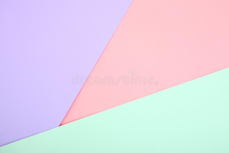 Χρωματισμένο κρητιδογραφία έγγραφο στοκ φωτογραφία με δικαίωμα ελεύθερης χρήσης