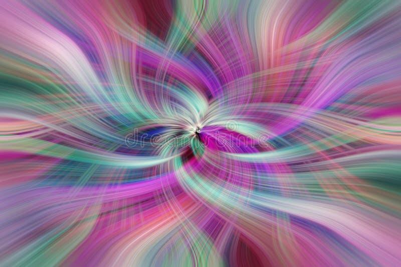 χρωματισμένο περίληψη ου&rho Θείες αρετές έννοιας στοκ εικόνες