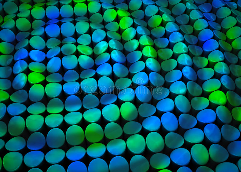 Χρωματισμένο υπόβαθρο κυμάτων στοκ φωτογραφία με δικαίωμα ελεύθερης χρήσης