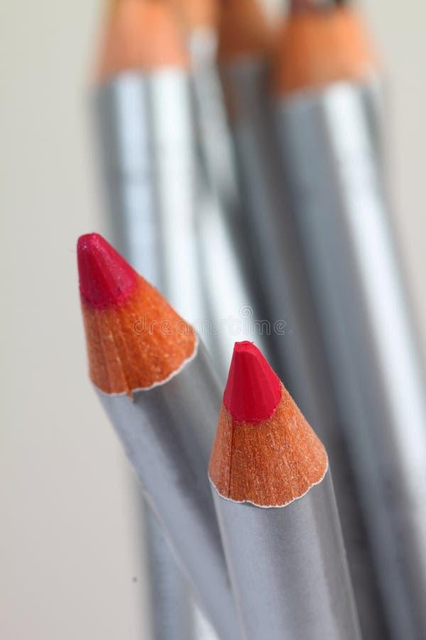 χρωματισμένο χειλικό μολύ στοκ εικόνες