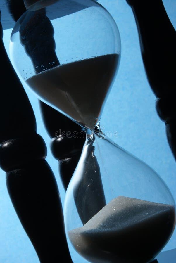 χρόνος άμμων στοκ φωτογραφίες