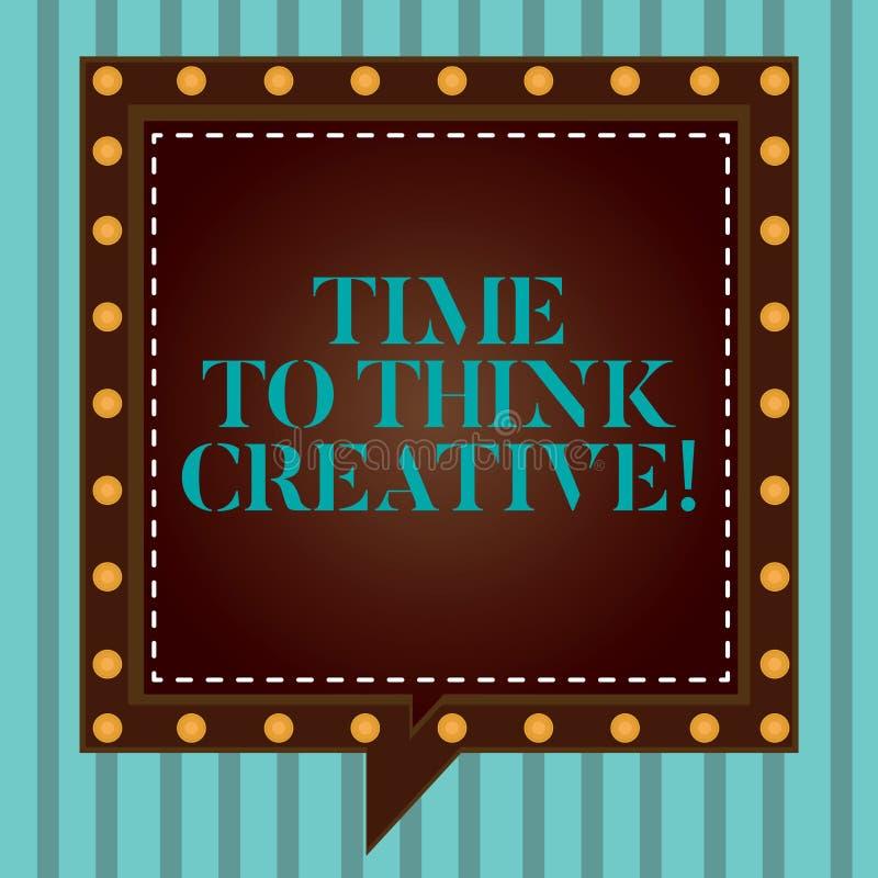 Χρόνος γραψίματος κειμένων γραφής να σκεφτεί δημιουργικός Έννοια που σημαίνει τις αρχικές ιδέες δημιουργικότητας που σκέφτονται τ στοκ φωτογραφία με δικαίωμα ελεύθερης χρήσης