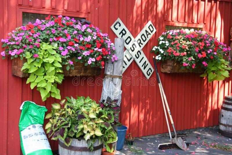 χρόνος κήπων στοκ φωτογραφία με δικαίωμα ελεύθερης χρήσης