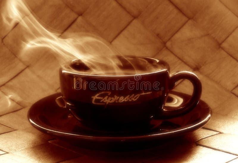 χρόνος καφέ 2 στοκ εικόνες