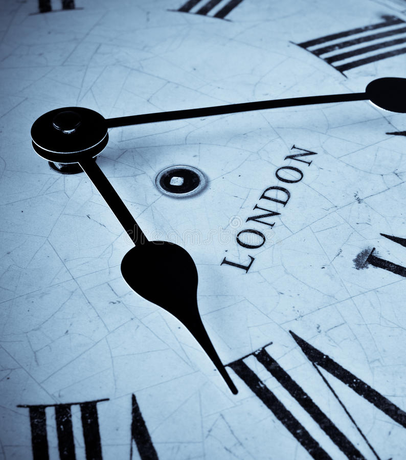 χρόνος του Λονδίνου