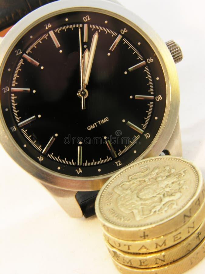 Download χρόνος χρημάτων στοκ εικόνες. εικόνα από λίβρα, χρηματοδότηση - 122168