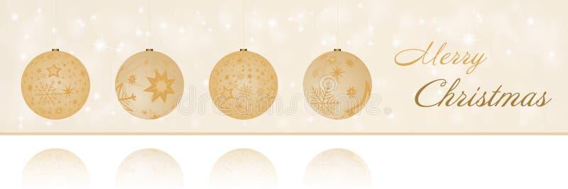 Χρόνος Χριστουγέννων - κύπελλα απεικόνιση αποθεμάτων