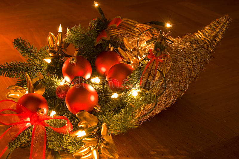 χρόνος Χριστουγέννων στοκ εικόνα