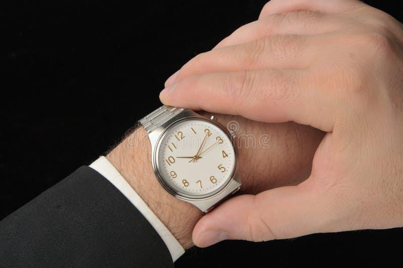 Download χρόνος bussines στοκ εικόνες. εικόνα από wristwatch, στούντιο - 13176588