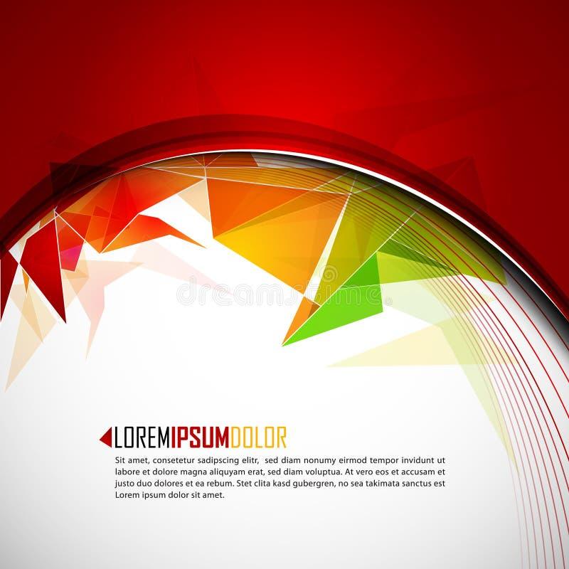 χρώματα εντατικά απεικόνιση αποθεμάτων