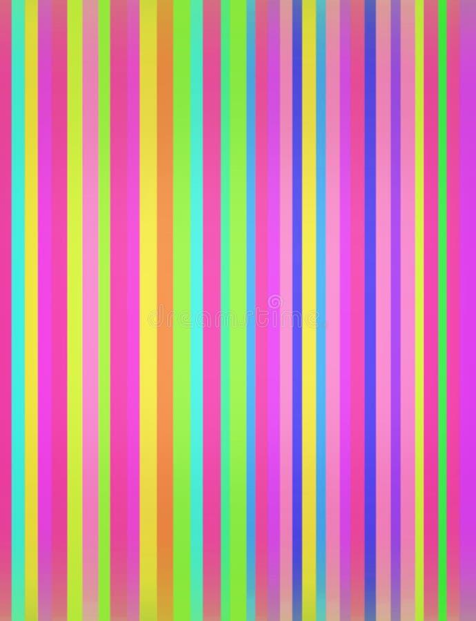 χρώματα ριγωτά στοκ φωτογραφία με δικαίωμα ελεύθερης χρήσης