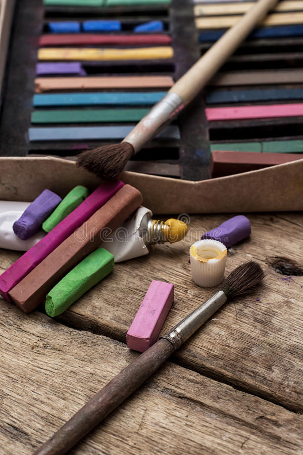 Χρώματα χρώματος στοκ εικόνες