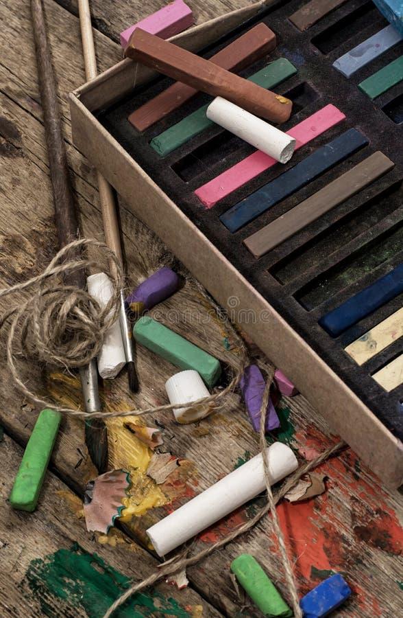 Χρώματα χρώματος στοκ φωτογραφίες με δικαίωμα ελεύθερης χρήσης