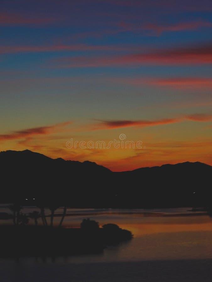 Χρώματα Vegas στοκ φωτογραφία με δικαίωμα ελεύθερης χρήσης