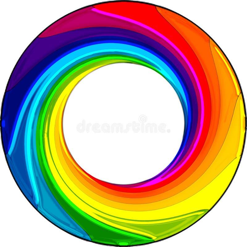 χρώμα ανασκόπησης διανυσματική απεικόνιση