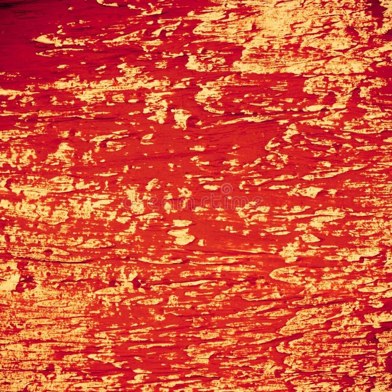 Χρώμα αποφλοίωσης στον τοίχο ως grunge υπόβαθρο στοκ εικόνα με δικαίωμα ελεύθερης χρήσης