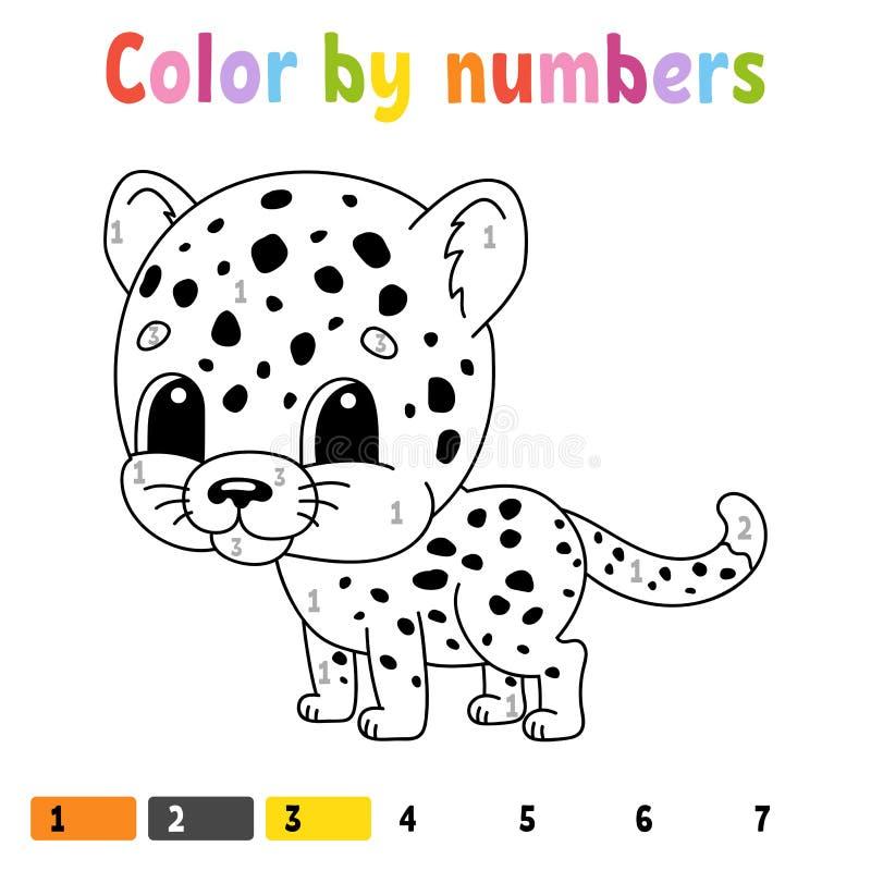 Χρώμα από τους αριθμούς E r r r E Σελίδα φαντασίας ελεύθερη απεικόνιση δικαιώματος