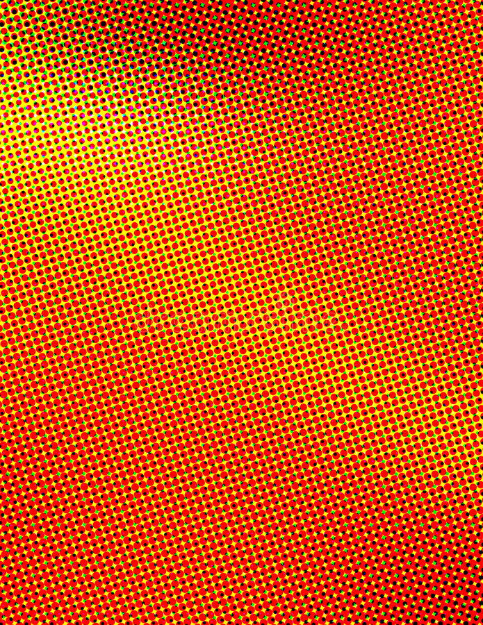 χρώμα ημίτονο Στοκ Εικόνα